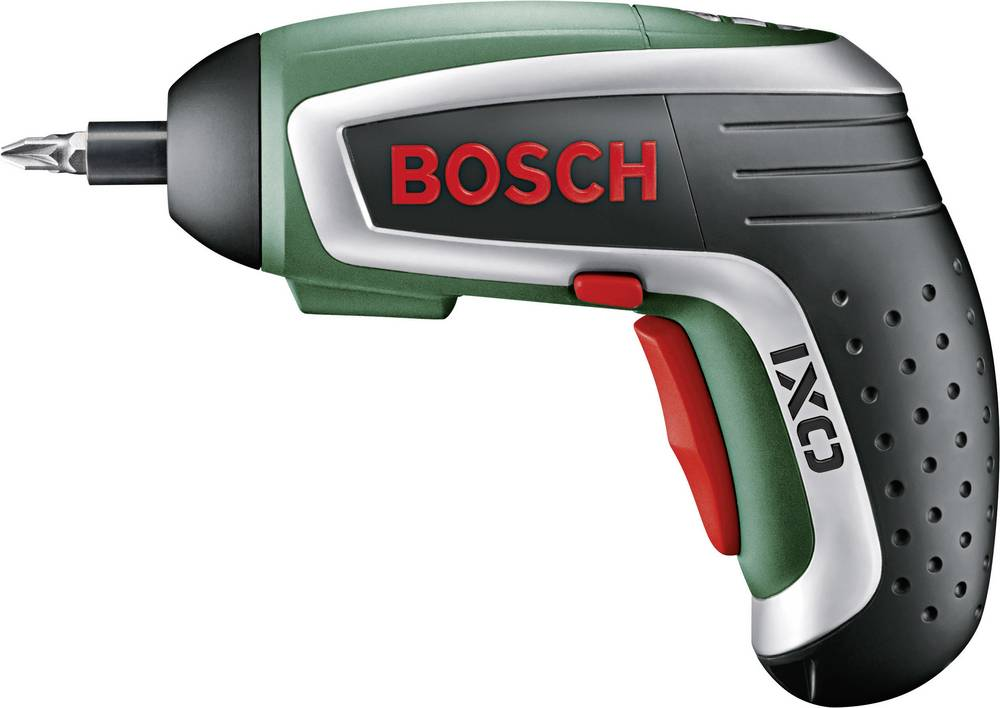 bosch ixo iv akku-schrauber 3.6 v 1.5 ah li-ion inkl. akku, inkl