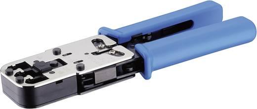 Crimpzange Modularstecker (Westernstecker) RJ10, RJ12, RJ14, RJ45 Lumberg ZP25-2 ZP25-2