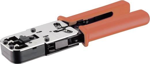 Crimpzange Modularstecker (Westernstecker) RJ10, RJ12, RJ14, RJ48 Lumberg ZP25-3 ZP25-3