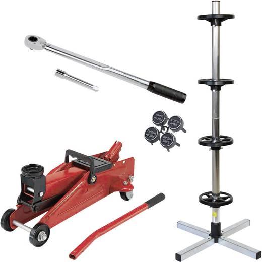 4tlg. Reifenwechsel-Set 135 mm 325 mm 2 t