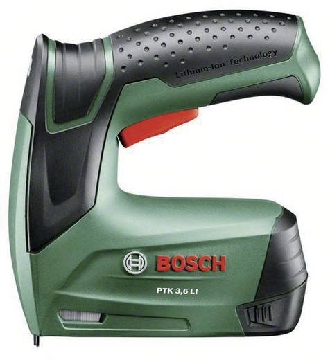 Bosch PTK 3,6 LI Akkutacker Klammerntyp Typ 53 Klammernlänge 4 - 10 mm