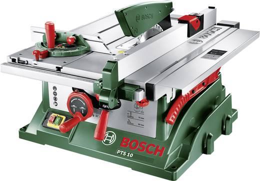 Bosch PTS 10 Tischkreissäge 0603B03400 Leistung (Details) 1400 W