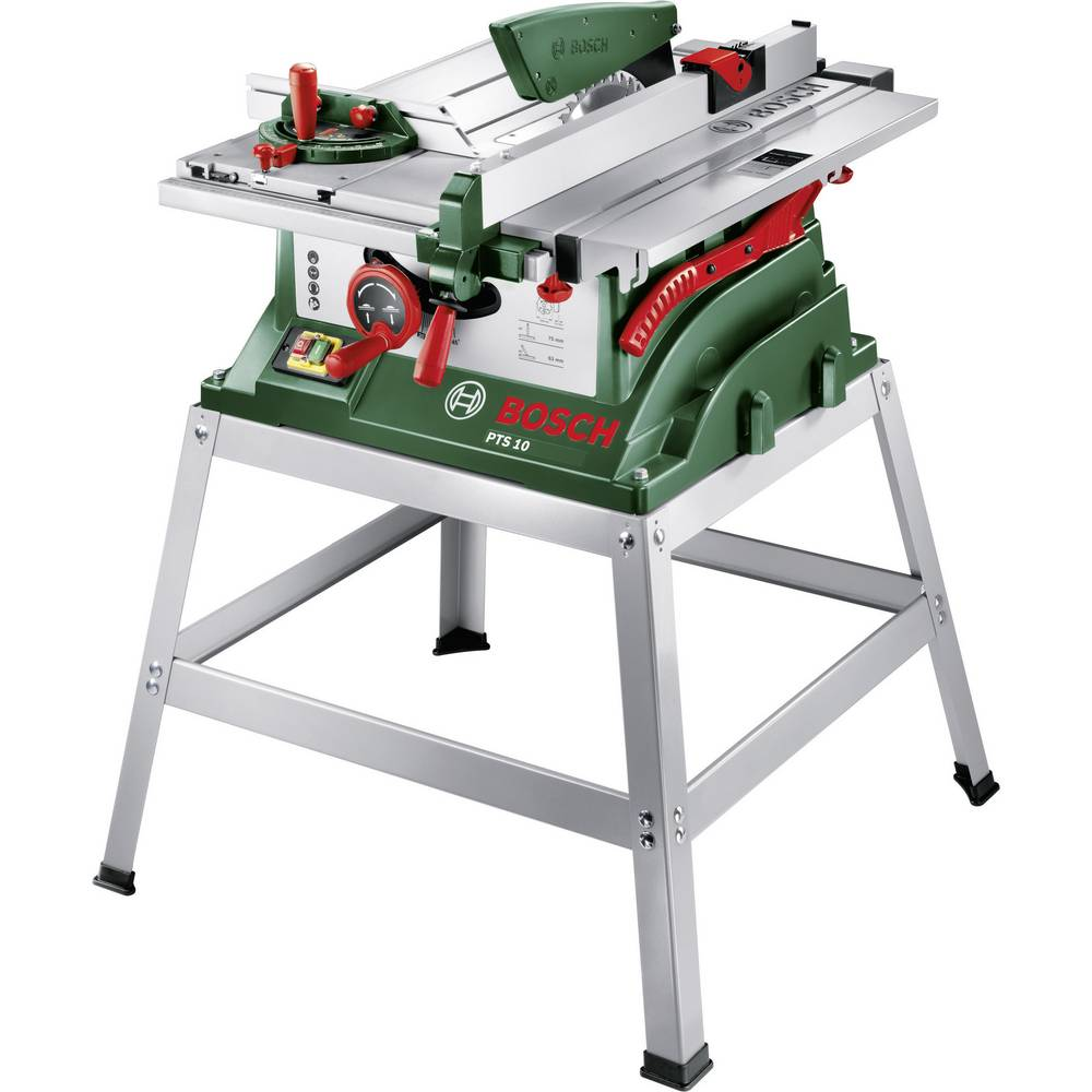 Bosch home and garden pts 10 t table saw 254 mm 30 mm from conrad bosch home and garden pts 10 t table saw 254 mm 30 mm keyboard keysfo Choice Image