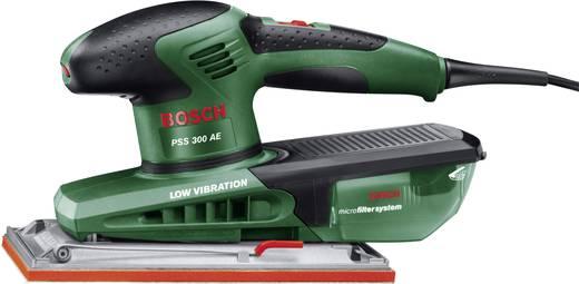 Schwingschleifer inkl. Koffer 250 W Bosch PSS 300 AE 0603340300 115 x 230 mm