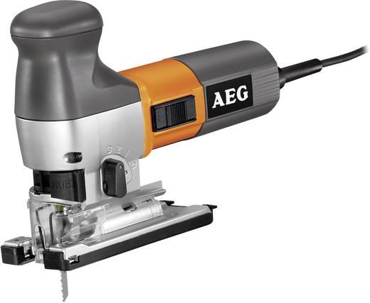 AEG Powertools STEP 1200 XE Pendelhubstichsäge inkl. Koffer 730 W