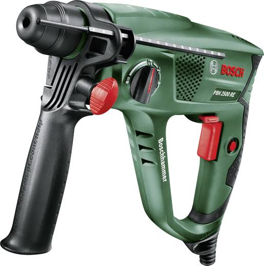 Bosch PBH 2500 RE SDS-Plus-Bohrhammer 600 W inkl. Koffer