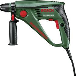 Image of Bosch Home and Garden PBH 2500 SRE SDS-Plus-Bohrhammer 600 W inkl. Koffer