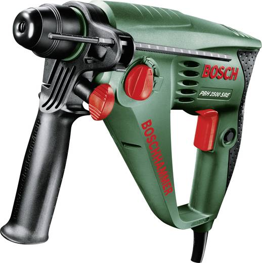 Bosch Home and Garden PBH 2500 SRE SDS-Plus-Bohrhammer 600 W inkl. Koffer