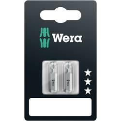 Bit Torx Wera 867/1 Z SB SiS 05073313001, 25 mm, nástrojová ocel, legované, vysoko pevné, 2 ks