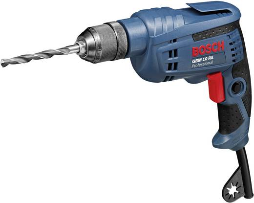 Bosch Professional GBM 10 RE 1-Gang-Bohrmaschine 600 W