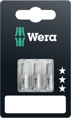 3 embouts 840/1, embout 2.0/2.5/ 3.0 mm Wera 840/1 Z Set SB SiS 05073342001 Longueur:25 mm Conditionnement 3 pc(s)