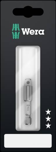 """Verbindungsteil Antrieb (Schraubendreher) 1/4"""" (6.3 mm) Abtrieb 1/4"""" (6.3 mm) 50 mm Wera 870/4 05134399001"""