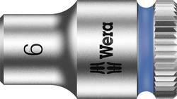 """Douille 6 pans extérieurs 6 mm Longueur: 23 mm Wera 05003505001 Emmanchement: 1/4"""" (6.3 mm) 1 pc(s)"""