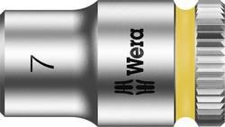 """Douille 6 pans extérieurs 7 mm Longueur: 23 mm Wera 05003506001 Emmanchement: 1/4"""" (6.3 mm) 1 pc(s)"""