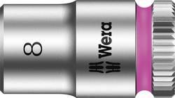 """Vložka pro nástrčný klíč, vnější šestihran Wera 8790 HMA 05003507001, 1/4"""" (6,3 mm), 8 mm, chrom-vanadová ocel"""