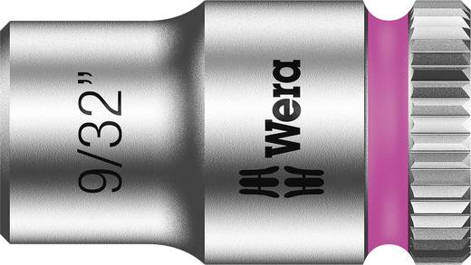"""Wera 8790 HMA 05003517001 Außen-Sechskant Steckschlüsseleinsatz 9/32"""" 1/4"""" (6.3 mm)"""