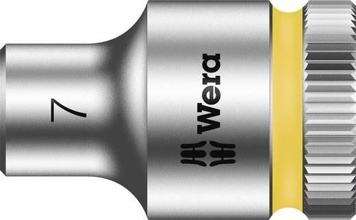 """Außen-Sechskant Steckschlüsseleinsatz 7 mm 3/8"""" (10 mm) Produktabmessung, Länge 29 mm Wera 05003552001"""