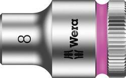 """Vložka pro nástrčný klíč, vnější šestihran Wera 8790 HMB 05003553001, 3/8"""", 8 mm, chrom-vanadová ocel"""