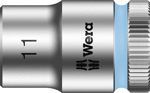 "Wera 8790 HMB 05003556001 Außen-Sechskant Steckschlüsseleinsatz 11 mm 3/8"" (10 mm)"