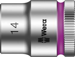 """Vložka pro nástrčný klíč, vnější šestihran Wera 8790 HMB 05003559001, 3/8"""", 14 mm, chrom-vanadová ocel"""