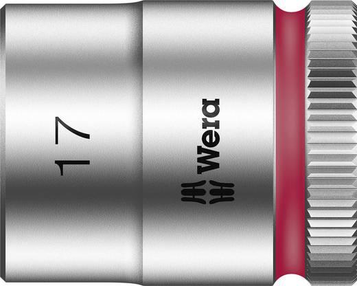 """Außen-Sechskant Steckschlüsseleinsatz 17 mm 3/8"""" (10 mm) Produktabmessung, Länge 30 mm Wera 05003562001"""