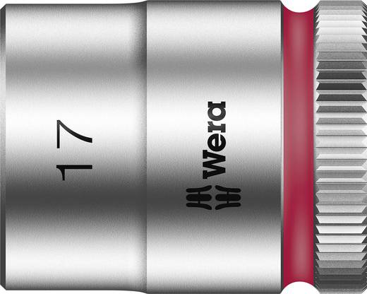 "Wera 8790 HMB 05003562001 Außen-Sechskant Steckschlüsseleinsatz 17 mm 3/8"" (10 mm)"