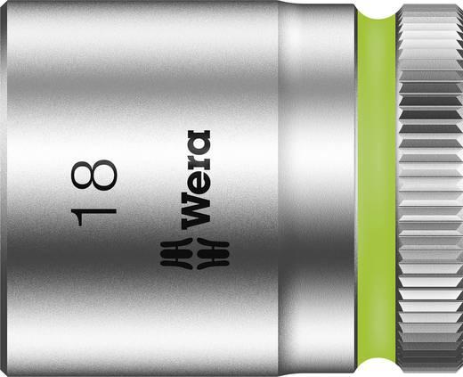 """Außen-Sechskant Steckschlüsseleinsatz 18 mm 3/8"""" (10 mm) Produktabmessung, Länge 30 mm Wera 05003563001"""