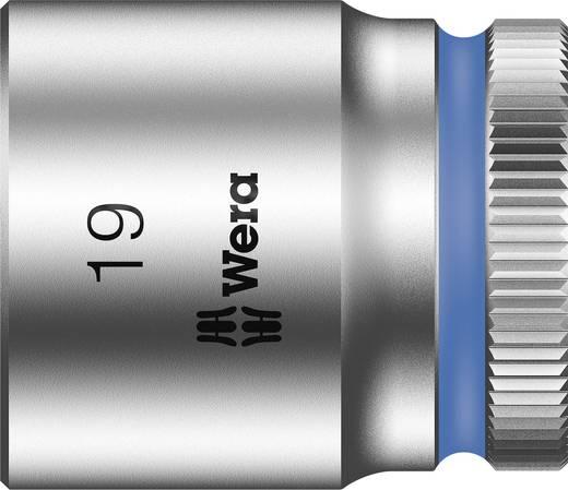 """Außen-Sechskant Steckschlüsseleinsatz 19 mm 3/8"""" (10 mm) Produktabmessung, Länge 30 mm Wera 05003564001"""