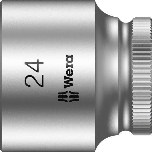 """Außen-Sechskant Steckschlüsseleinsatz 24 mm 3/8"""" (10 mm) Produktabmessung, Länge 30 mm Wera 05003568001"""