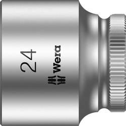 """Vložka pro nástrčný klíč, vnější šestihran Wera 8790 HMB 05003568001, 3/8"""", 24 mm, chrom-vanadová ocel"""