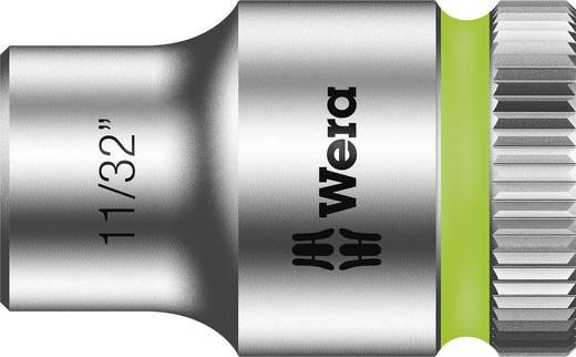 """Außen-Sechskant Steckschlüsseleinsatz 11/32"""" 3/8"""" (10 mm) Produktabmessung, Länge 29 mm Wera 05003571001"""