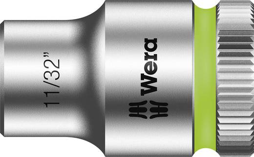 """Außen-Sechskant Steckschlüsseleinsatz 11/32"""" 3/8"""" (10 mm) Wera 8790 HMB Zyklop 05003571001"""