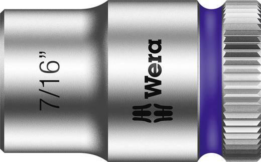 """Außen-Sechskant Steckschlüsseleinsatz 7/16"""" 3/8"""" (10 mm) Produktabmessung, Länge 29 mm Wera 05003573001"""