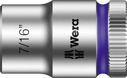 "Wera 8790 HMB 05003573001 Außen-Sechskant Steckschlüsseleinsatz 7/16"" 3/8"" (10 mm)"
