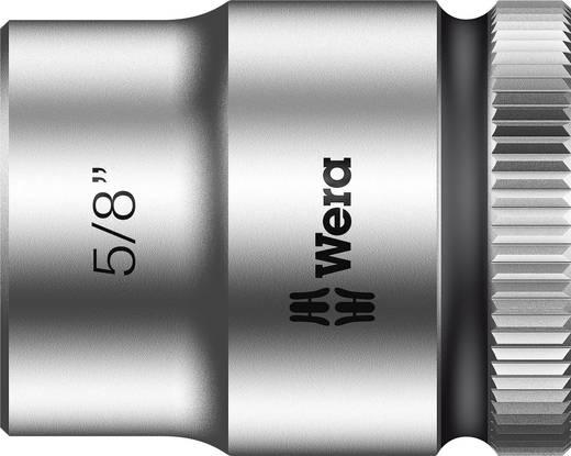 """Außen-Sechskant Steckschlüsseleinsatz 5/8"""" 3/8"""" (10 mm) Produktabmessung, Länge 30 mm Wera 05003576001"""