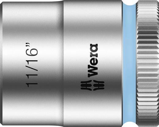 """Außen-Sechskant Steckschlüsseleinsatz 11/16"""" 3/8"""" (10 mm) Produktabmessung, Länge 30 mm Wera 05003577001"""