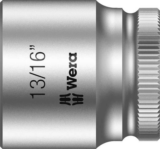 """Außen-Sechskant Steckschlüsseleinsatz 13/16"""" 3/8"""" (10 mm) Produktabmessung, Länge 30 mm Wera 05003579001"""