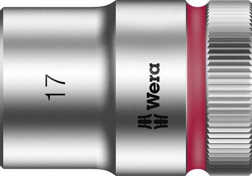 """Außen-Sechskant Steckschlüsseleinsatz 17 mm 1/2"""" (12.5 mm) Produktabmessung, Länge 37 mm Wera 05003608001"""