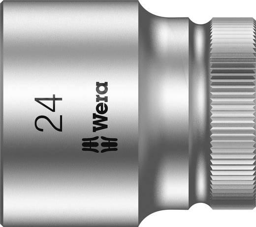 """Außen-Sechskant Steckschlüsseleinsatz 24 mm 1/2"""" (12.5 mm) Produktabmessung, Länge 37 mm Wera 05003614001"""