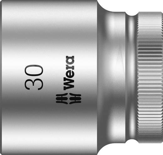 """Außen-Sechskant Steckschlüsseleinsatz 30 mm 1/2"""" (12.5 mm) Produktabmessung, Länge 42 mm Wera 05003616001"""