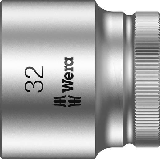 """Außen-Sechskant Steckschlüsseleinsatz 32 mm 1/2"""" (12.5 mm) Produktabmessung, Länge 42 mm Wera 05003617001"""
