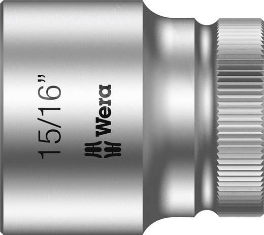 """Wera 8790 HMC 05003629001 Außen-Sechskant Steckschlüsseleinsatz 15/16"""" 1/2"""" (12.5 mm)"""