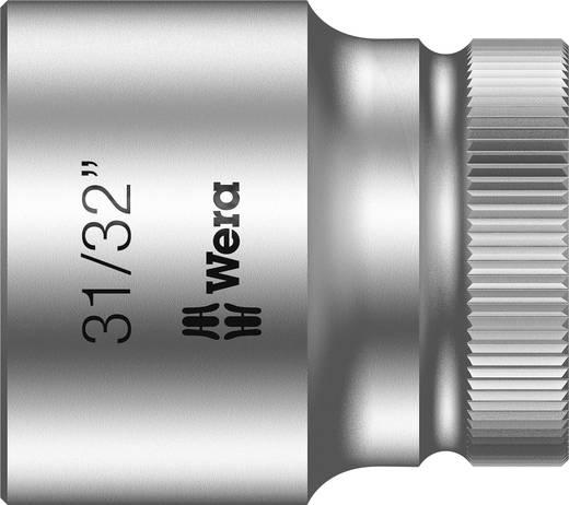 """Außen-Sechskant Steckschlüsseleinsatz 31/32"""" 1/2"""" (12.5 mm) Wera 8790 HMC Zyklop 05003630001"""