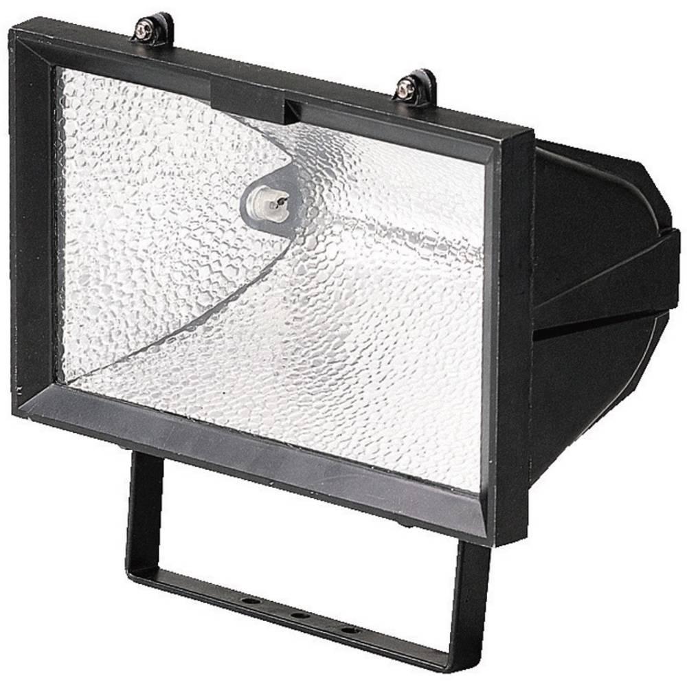 Projecteur halog ne brennenstuhl ip 54 h 1000w noir sans for Projecteur exterieur 1000w