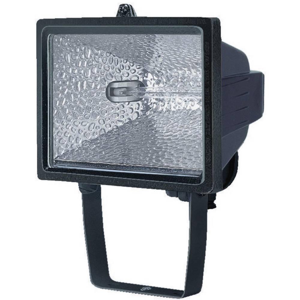 Projecteur ext rieur brennenstuhl h500 400 w noir for Projecteur exterieur maison