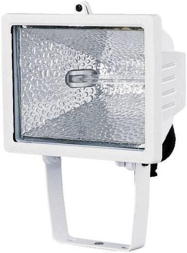 Außenstrahler Halogen 400 W R7s Brennenstuhl H500 Weiß