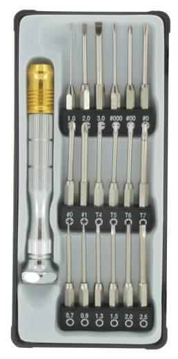 Bit-Set 18teilig Donau Elektronik MBS18 T-Profil
