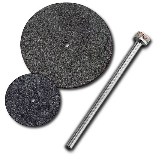 Trennscheiben-Set 2teilig 1.7 mm Donau Elektronik 1630 1 Set