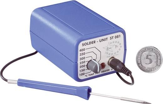 Lötstation analog 10 W Star Tec ST 081 +100 bis +400 °C
