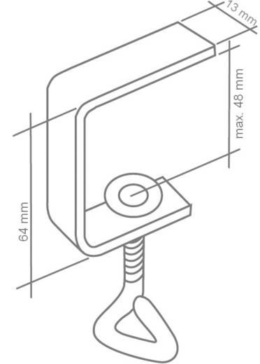 Donau Elektronik Tischklemmen (Zwingen) 2 Stück M24